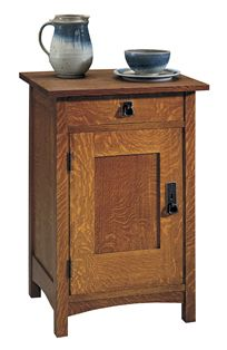 Cabinet Hinged Left