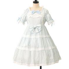 ♡BABY THE STARS SHINE BRIGHT♡ Ribbon dessert Dress リボンデザートワンピース http://www.wunderwelt.jp/products/detail8224.html ☆・。 。・゜☆How to buy☆・。 。・゜☆ http://www.wunderwelt.jp/user_data/shoppingguide-eng ☆・。 。・☆ Japanese Vintage Lolita clothing shop Wunderwelt  ☆・。 。・☆ #btssb