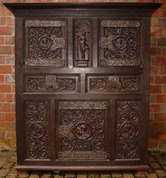 16th century cupboard - Google Search
