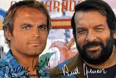 Terence Hill & Bud Spencer (1972)