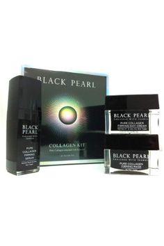 Black Pearl – Collagen Kit