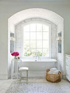 10 tips voor het romantisch inrichten van de badkamer