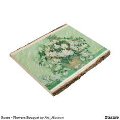 Shop for Floral wood wall art on Zazzle. Have your favorite picture, artwork, or inspirational text printed on wood! Van Gogh Prints, Wood Paneling, Wood Wall Art, Wood Print, Bouquet, Roses, Floral, Artwork, Flowers