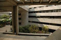 Clásico de Arquitectura: El Colegio de México,Cortesía soy-arquitectura.blogspot.mx