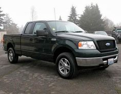 2006 Ford F-150 XLT SuperCrew Pickup Truck For Less Than $11000