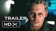 Must Watch: Official Trailer for #Transcendence, Starring Johnny Depp - in theaters and IMAX on April 18, 2014.