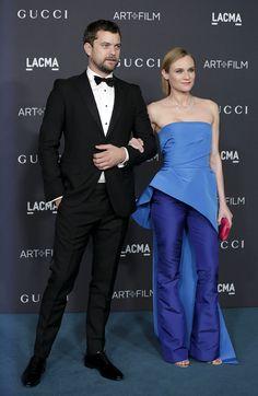 Todos los looks y vestidos que lucieron las famosas en la alfombra roja de la Gala Lacma Art+Film 2015 celebrada en Los Ángeles. Look celebrity
