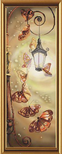 Gallery.ru / Фото #1 - Poмaнтикa - Vintas borboleta