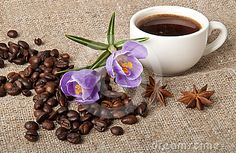 Cup of coffee by Timolina, via Dreamstime