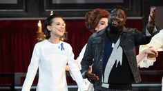 Millie Bobby Brown Was Queen of the MTV Movie & TV Awards -- See All the Fab Pics!  [ad_1]                                                  Millie Bobby Brown ruled the MTV Movie & TV Awards!