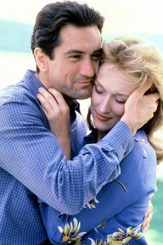 Falling in Love / Robert De Niro & Meryl Streep / Ulu Grosbard / 1984 Meryl Streep, Best Actress, Best Actor, Romance Puro, Falling In Love Movie, Movie Stars, Movie Tv, The Godfather Part Ii, Love Film