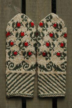 touko 08 073 | by kinixys Mittens Pattern, Knit Mittens, Mitten Gloves, Knitting Ideas, Knitting Projects, Knitting Patterns, Leg Warmers, Stitches, Knit Crochet