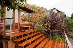 tree houses, nice