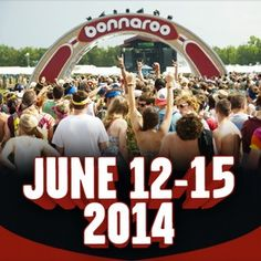 Bonnaroo 2014 dates announced