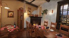 Bistro toscan - Amenajare interioara in stil rustic - Studio inSIGN Restaurant, Rustic, Studio, Furniture, Home Decor, Country Primitive, Decoration Home, Room Decor, Diner Restaurant