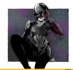 ME art,фэндомы,Mass Effect Andromeda,marceline2174