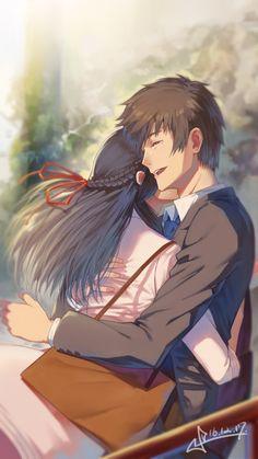 Mitsuha & Taki // Kimi No Na Wa - Your Name