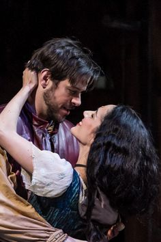 THE HUNCHBACK OF NOTRE DAME at Paper Mill Playhouse Photos by Jerry Dalia -- Jeremy Stolle as Jehan