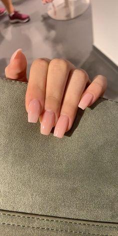 Cute Acrylic Nails 653444227171869421 - # Naturnägel Long acrylic Natural nails Cute Acrylic Nails 653444227171869421 - # Naturnägel Long acrylic Natural nails nude Nailinspo … Source by Acrylic Nails Natural, Acrylic Nails Coffin Short, Simple Acrylic Nails, Summer Acrylic Nails, Best Acrylic Nails, Coffin Nails, Long Natural Nails, Summer Nails, Short Square Acrylic Nails