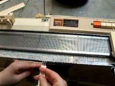 Cables Machine Knit Class