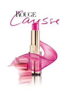 Rouge Caresse// L'Oréal Paris