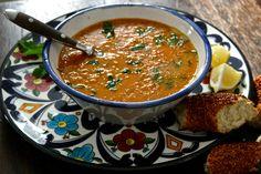 Turkish lentil soup