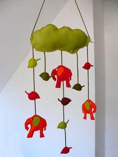 ** Baby Mobile ELEPHANT**