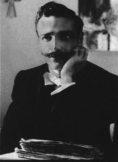 """Gregorios Xenopoulos (born in Constantinople on Dec. 9, 1867 – died in Athens on January 14, 1951) - Greek novelist, journalist and playwright. He was lead editor in the famed magazine """"The Education of Children"""" (1896 - 1948). He was also the founder and editor of Nea Estia magazine, which is still published. He also co-founded with Palamas, Sikelianos and Kazantzakis the Society of Greek Writers."""