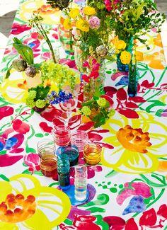 Marimekko Spring Tablecloth Event | Marimekko