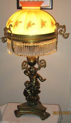 1000 Images About Lamps On Pinterest Antique Lamps