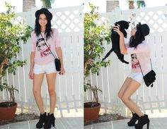 Animal Lover (by Fraulein  Micky) http://lookbook.nu/look/4080978-Animal-Lover