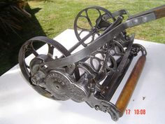 Antique Philadelphia Lawn Mower