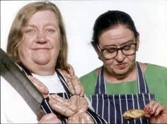 Image result for two fat ladies