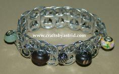 Metal Pineapple Bracelet