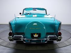 Chevrolet Bel Air Convertible '1957