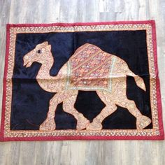Indian Vintage Patchwork Wall Hanging