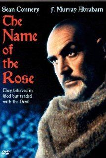 The Name of the Rose....this movie scared the shit out of me, one of the few that ever has...(but that could be cause I was 6 the first time I saw it ;)