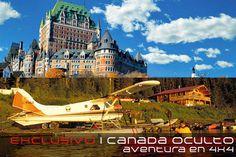 Canadá, de Este a Oeste