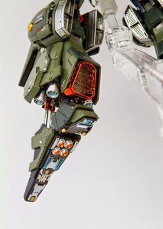 Custom Build: Elyn Hobby 1/100 NZ-666 Kshatriya + LED - Gundam Kits Collection…