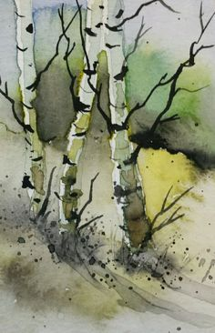 ACEO Original Watercolor Painting - by Watercolorist Jim Lagasse  #Realism