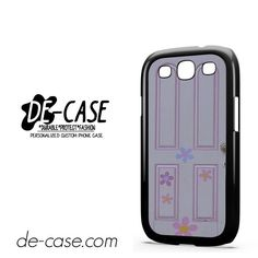 Disney Monster's Inc Boo Door DEAL-3363 Samsung Phonecase Cover For Samsung Galaxy S3 / S3 Mini