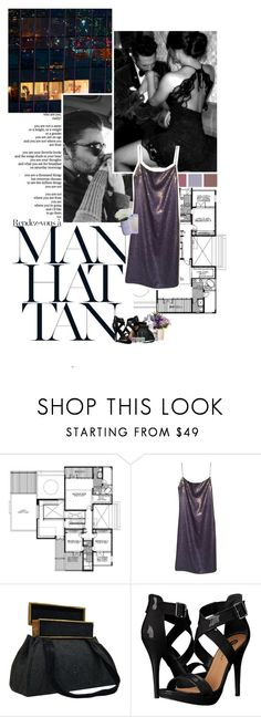 """""""20. Having (y/b/n) over for dinner"""" by milky-siamese ❤ liked on Polyvore featuring Reverie, Millà, Christian Dior, French Girl, Michael Antonio, Kate Spade, purple, Dior and dress"""