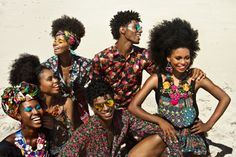 FEATURE: Arts and culture producer Mauro Braga teams up with photographer Lucas Assis for Ajá-IO fashion pop-up editorial - AFROPUNK