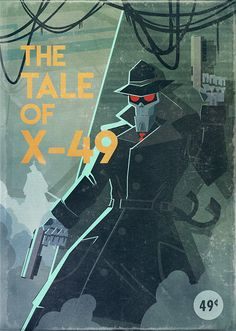 The Tale of X-49