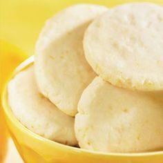 RP > galletas de limon >Lemon Shortbread