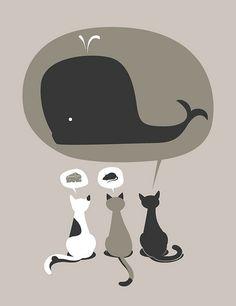 Chats et rêve