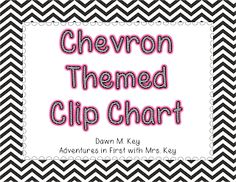 Chevron Clip Chart Management System
