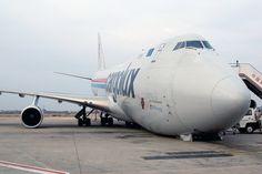 747-4R7F nose gear failure