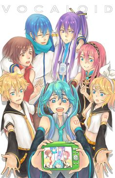 Vocaloid - Google Search