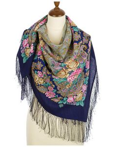 Russian shawls and scarves - page 7 | RusClothing.com